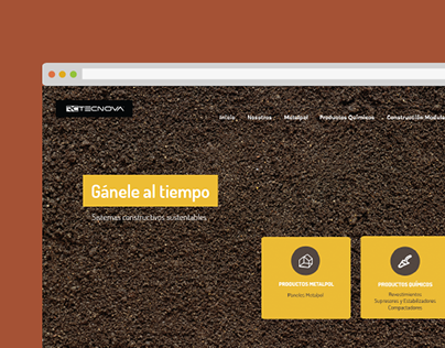 Diseño y Desarrollo Web : RcTecnova