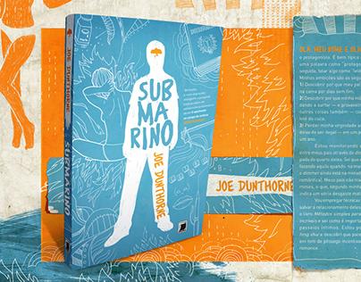 Book Cover   Submarine
