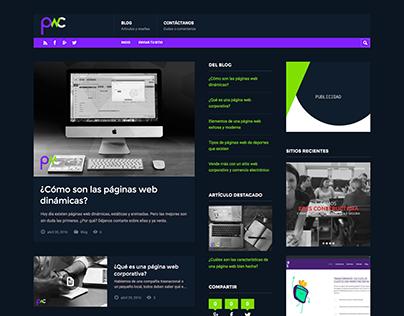 Páginas Web Corporativas (WIP)