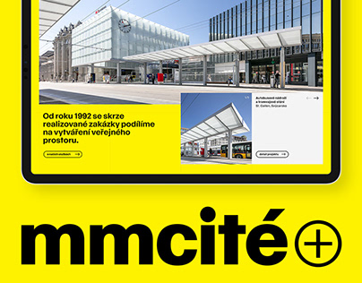 mmcité+ website