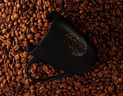 هوية القهوة العريقة
