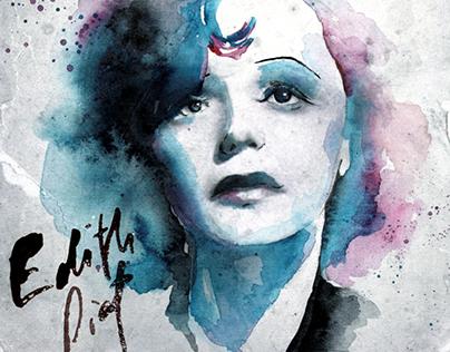 The BEST Of Edith Piaf - (Album)