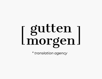 Gutten Morgen translation agency