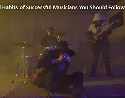 8 Good Habits of Successful Musicians You Should Follow