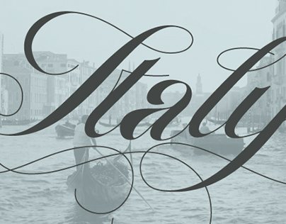 Logos and lettering works