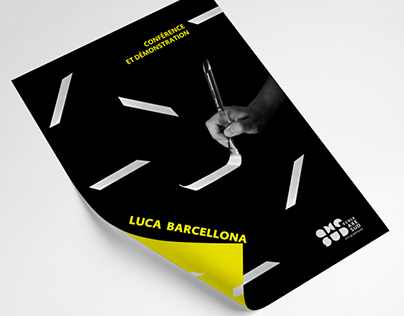 Conférence Luca Barcellona