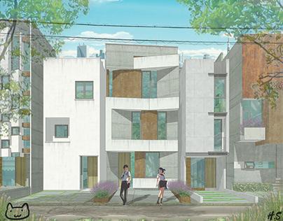 5x5 / 5x10 House