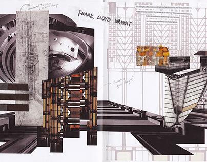 Design Journal: Frank Lloyd Wright