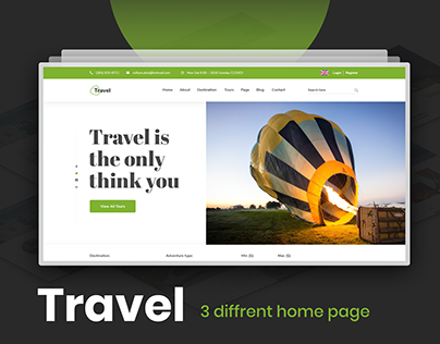 Travel - Tour, Travel Agency,