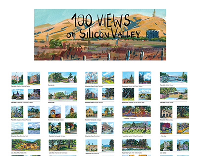100 Views of Silicon Valley