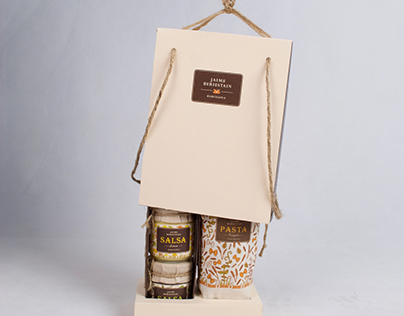 Jaime Beriestain - Packaging Design