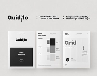 Brand Guidelines Template