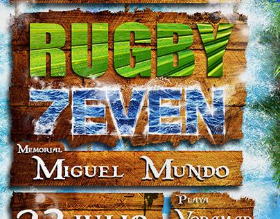 Cartelería deportiva para Rugby