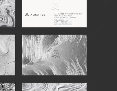 Albatros — Identité visuelle