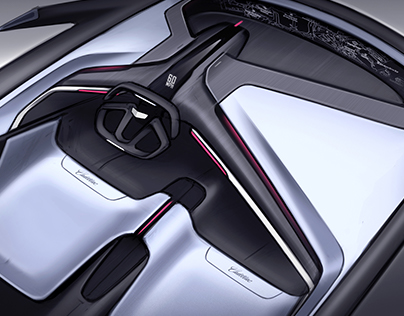 Cadillac Luxury Sport-Sedan