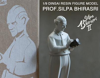 1/9 Dinsai Prof.Silpa Bhirasri