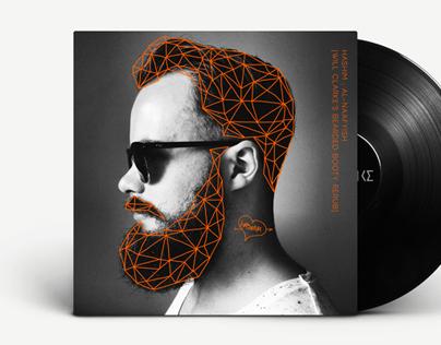 Will Clarke Remixes – Sleeve Designs