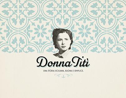 DONNA TITÌ / BRANDING