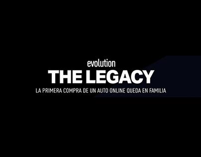 Evolution - The Legacy