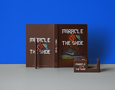 Book Cover Design - Miracle of The Shoe