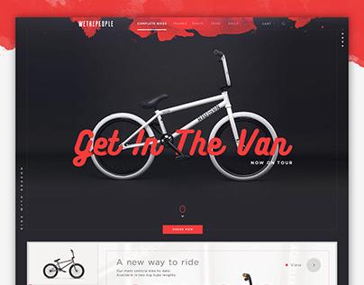 WTP Website Design