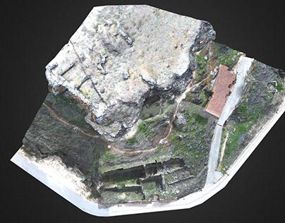 Escaneo de Cueva