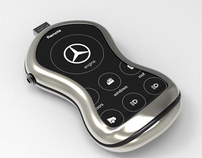 Mercedes-Benz Car Remote