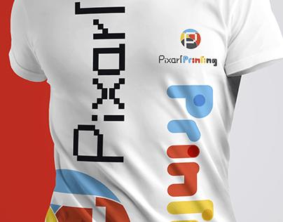 Pixartprinting - Restyling logo