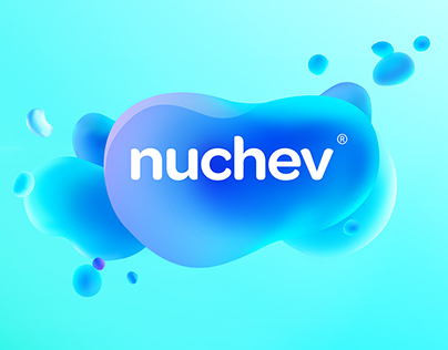 Nuchev Identity & Packaging