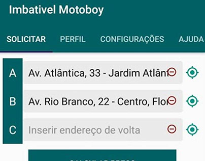 Imbativel Motoboy - Entrega e Pedidos de encomendas