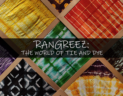 Rangreez: The world of tie and dye