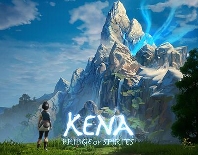 Kena: Bridge of Spirits - The Mountain