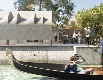 The Australian Pavilion
