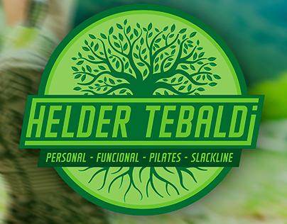 Identidade Visual Helder Tebaldi - Personal Trainer