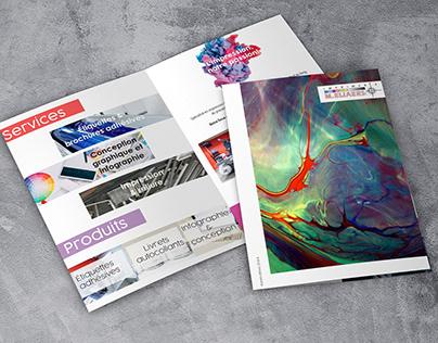Brochure Imprimerie Eliaers