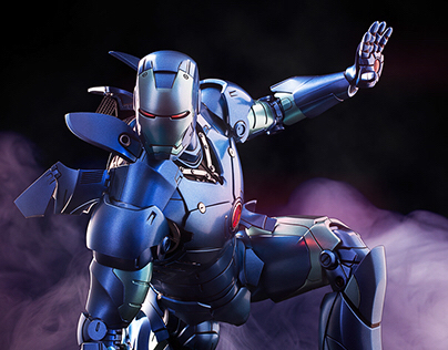 IRON MAN - Stealth Mode