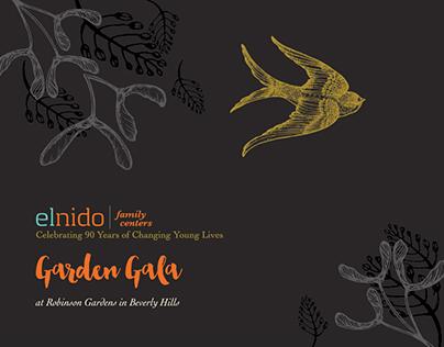 El Nido Gala Invitation