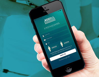 Kozbul IOS & Android Uygulaması
