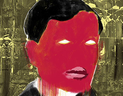 Rizal in Red