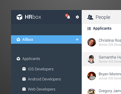 HRbox - Manage HR with ease