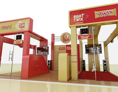 Twix Booth