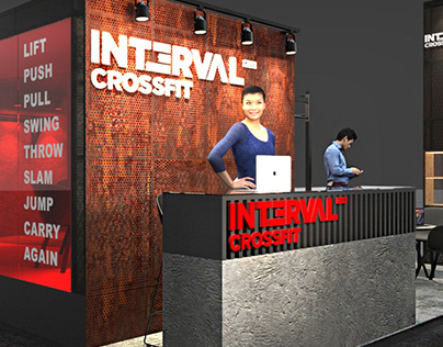 Interval plus booth