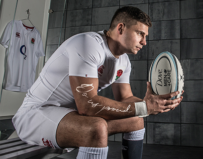 Dove Men+Care: Official Sponsor of 2017 RBS 6 Nations