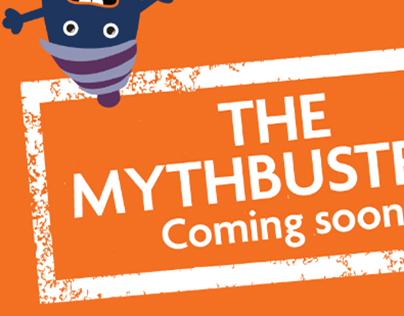 Mythbusting infographics and GIFs
