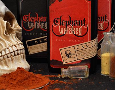 Elephant Whiskey - The Evil Spirit of India