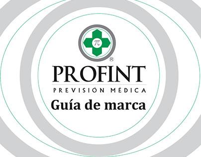 Manual de Marca Profint