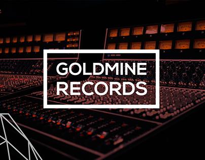 Logo Goldmine Records