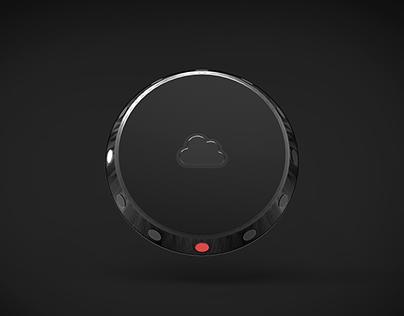 Saucr - Modern Micro Alarm Clock