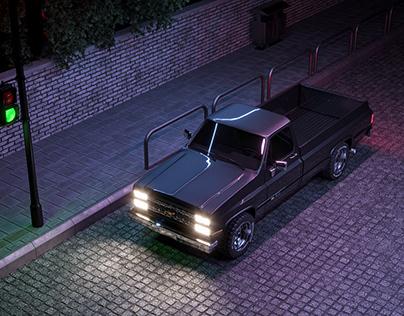 Chevrolet C10 (1985)