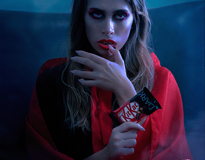 Kitkat - Social Media - Halloween